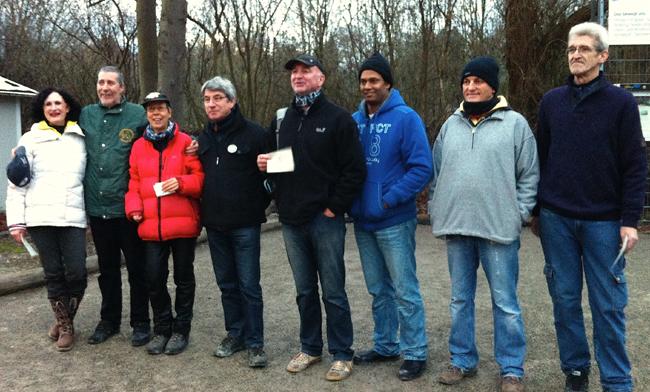 Sieger Dreikönigsturnier 2014 in Unterensingen