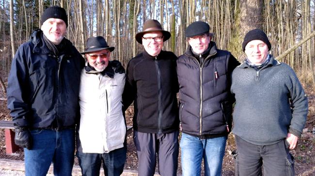 Winterrunde 2013/14 Sieger 6. Spieltag