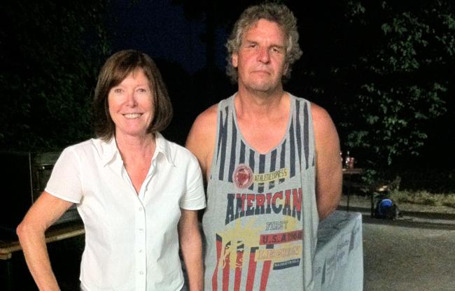 Team Margarete Bihl und Claus Kottisch (Plochingen)